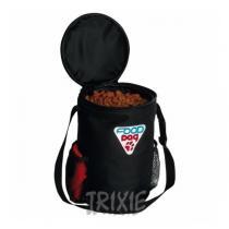 TRIXIE Cestovní sada - 1,8 l + nylon.zásobník na 1,5kg krmiva