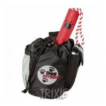 TRIXIE Taštička na hračky Dog on Tour Baggy nylonová 10x15cm
