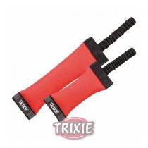 TRIXIE Tréninkový nylonový pešek plovoucí s rukojetí 41x8cm
