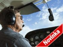 Vyhlídkový let s řízením letadla
