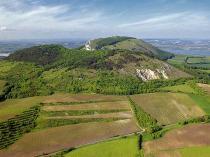 Vyhlídkový let nad Pálavu a Lednicko-valtický areál