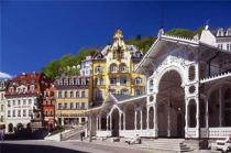 Karlovy Vary - 1 den