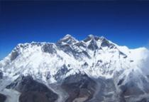 Letadlem nad Alpy 1 den