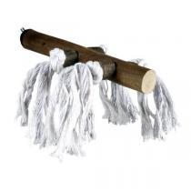 TRIXIE Bidýlko dřevěné s bavlnou malé 20cm/23mm