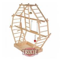 TRIXIE Dřevěný plácek pro ptáky 44x44x16cm