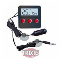 TRIXIE Digitální Thermo Hydrometr s dálkovým čidlem
