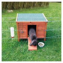 TRIXIE Domek NATURA králík 60x47x50cm