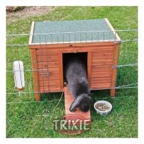 TRIXIE Domek NATURA morče králík 42x43x51cm