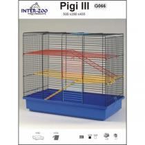 Inter zoo Klec PIGI III. 500x280x435mm