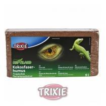 TRIXIE Kokosový humus tropický substrát 9L