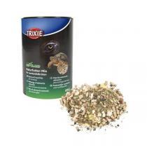TRIXIE Přírodní mix krmiva pro suchozemské želvy 350 g 1000 ml