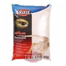 TRIXIE Základní písek pro terária bílý 5 kg
