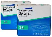 BAUSCH & LOMB Soflens 38 6ks