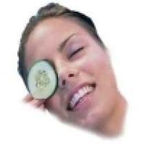 BARNAUX Eyeye Okurkové polštářky 2ks