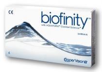 COOPER VISION Biofinity 3ks