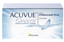JOHNSON & JOHNSON Acuvue Oasys 24ks