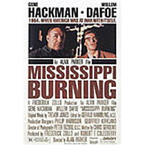Hořící Mississippi DVD (Mississippi Burning)