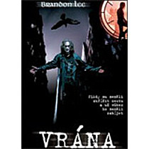 Vrána (pošetka) DVD (The Crow)