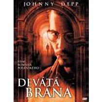 Devátá brána (pošetka) DVD (The Ninth Gate)