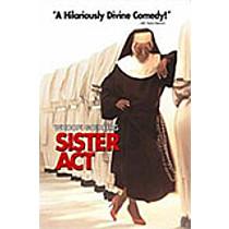 Sestra v akci DVD (Sister Act)