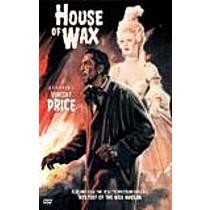 Dům voskových figurín (1953) (Hororová klasika) DVD (House of Wax)