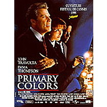 Barvy moci DVD (Primary Colors)