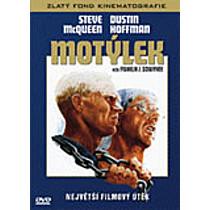 Motýlek DVD (Papillon)