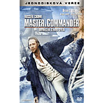 Master & Commander: Odvrácená strana světa (1 DVD)  (Master and Commander: The Far Side of the World)