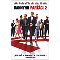 Dannyho parťáci 2 DVD (Ocean´s Twelve)