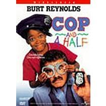Jeden a půl policajta DVD (Cop & 1/2)
