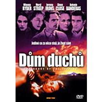 Dům duchů DVD (The House of the Spirits)