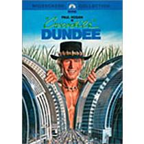 Krokodýl Dundee DVD (Crocodile Dundee)