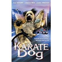 Karate Dog DVD