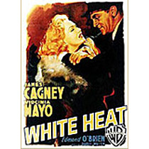 Bílý žár DVD (White Heat)