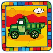 Bino 88006 - Puzzle náklaďák