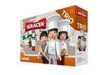 Efko Igráček 26013 - Trio vaříme