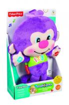Fisher Price - Chytrá mluvící opička BMC23
