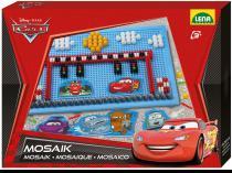 LENA 35568 - Disney mozaika cars