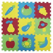 Ludi Puzzle pěnové - ovoce a zalenina