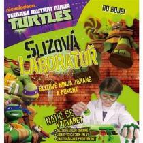 ALBI Experimentální sada Želvy Ninja-slizová laboratoř