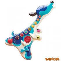 B-toys Elektronická kytara pejsek
