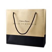 FM Group Dárková papírová taška Gold Regenesis