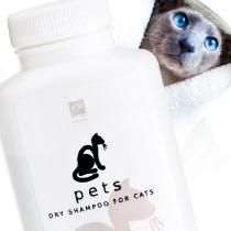 FM Group Suchý šampón pro kočky 100 g