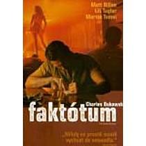 Faktótum (X) DVD (Factotum)