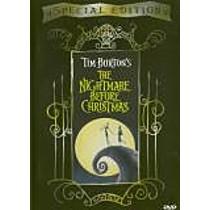Ukradené Vánoce Tima Burtona DVD (The Nightmare Before Christmas)