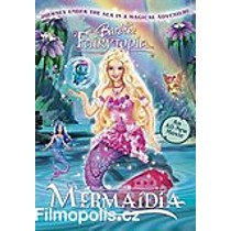 Barbie: Mořská víla DVD (Barbie: Mermaidia)