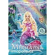 Barbie: Mořská víla DVD (Barbie: Mermaidia)