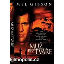 Muž bez tváře DVD (The Man Without a Face)