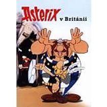 Asterix v Británii DVD (Astérix chez les Bretons)