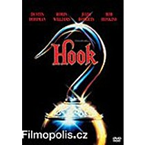 Hook (CZ Dabing) DVD (Hook)